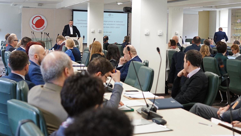 Projektowanie nowej Wspólnej Polityki Rolnej po 2020 r.