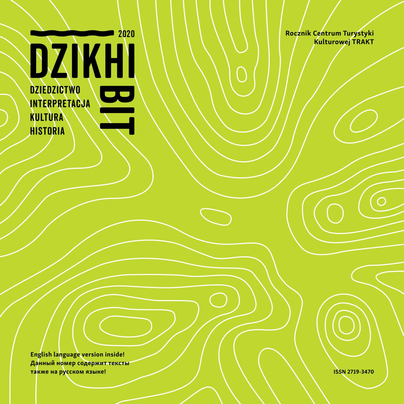 Najnowszy rocznik Dzikhi Bit - #DziedzictwoDlaKlimatu!