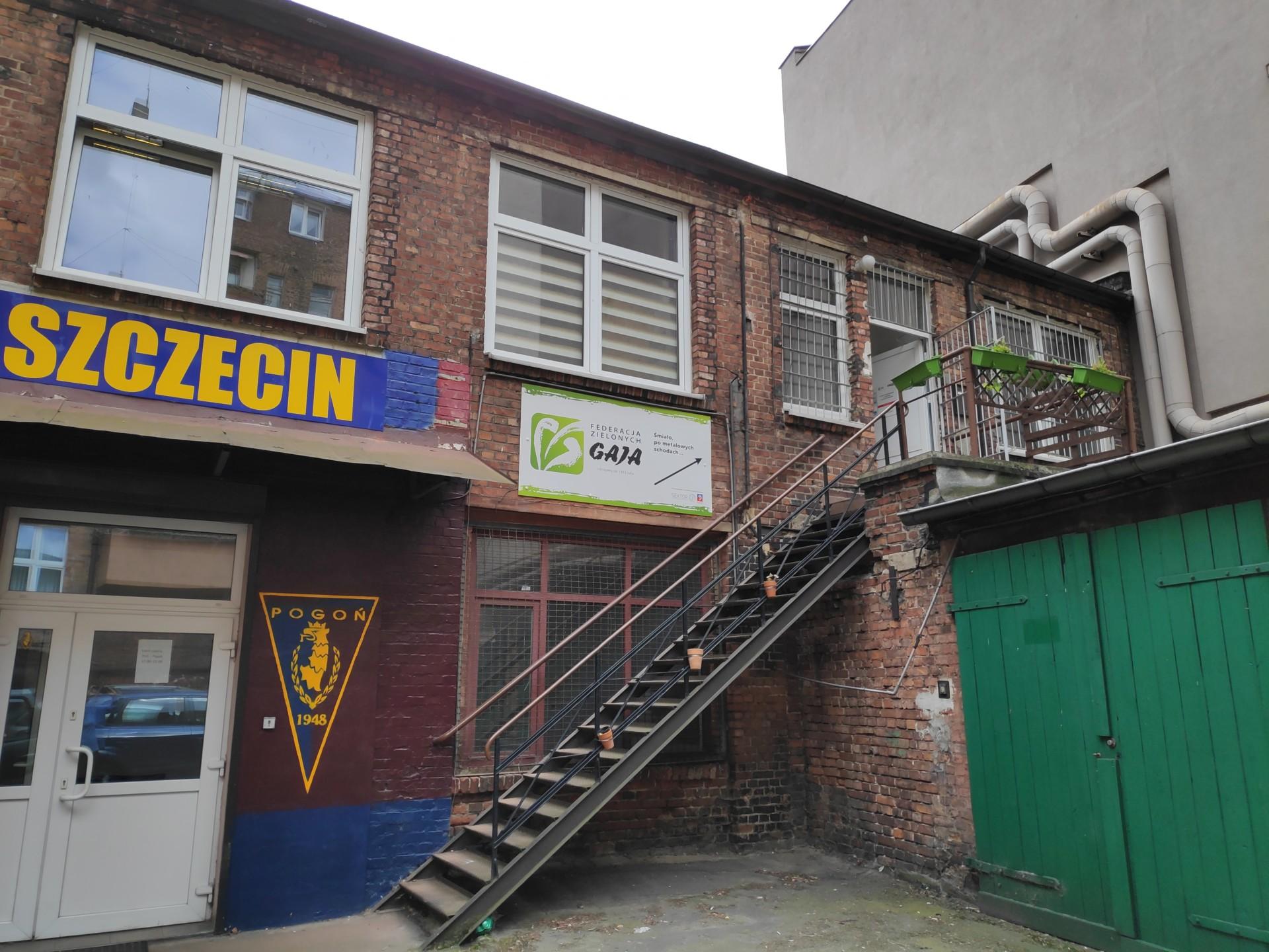 Dzięki Fundacji Sektor 3 i Miastu Szczecin jesteśmy znów widoczni w Szczecinie!
