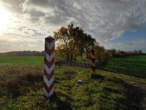 ASF a realizacja projektu INT162 w pasie granicznym