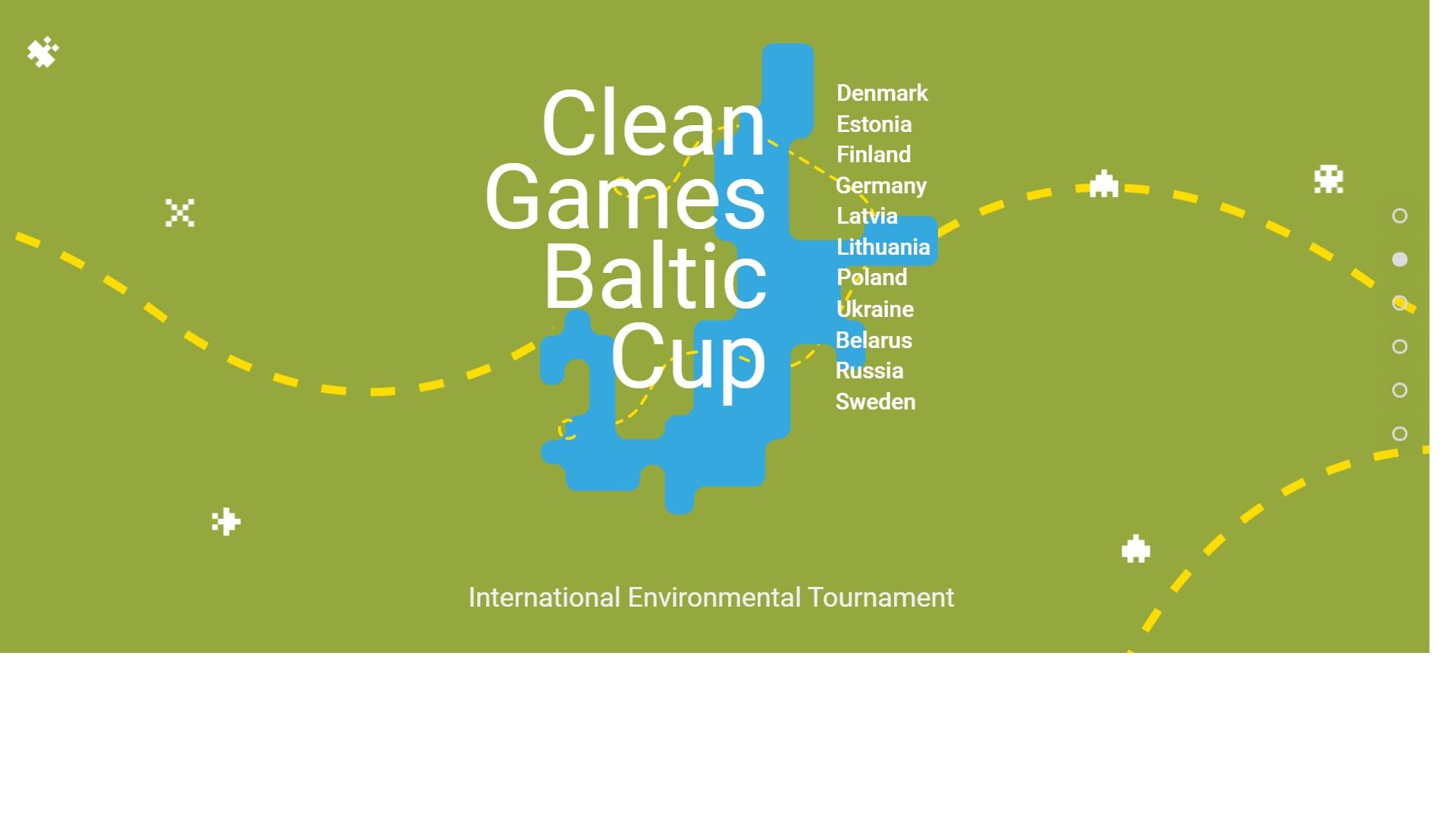 """""""Clean Games Baltic Cup"""" – dołącz do międzynarodowego turnieju ekologicznego!"""