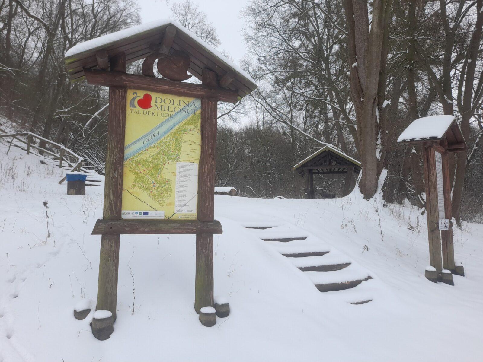 """Ostatnie zimowe zdjęcia z """"Doliny Miłości"""""""