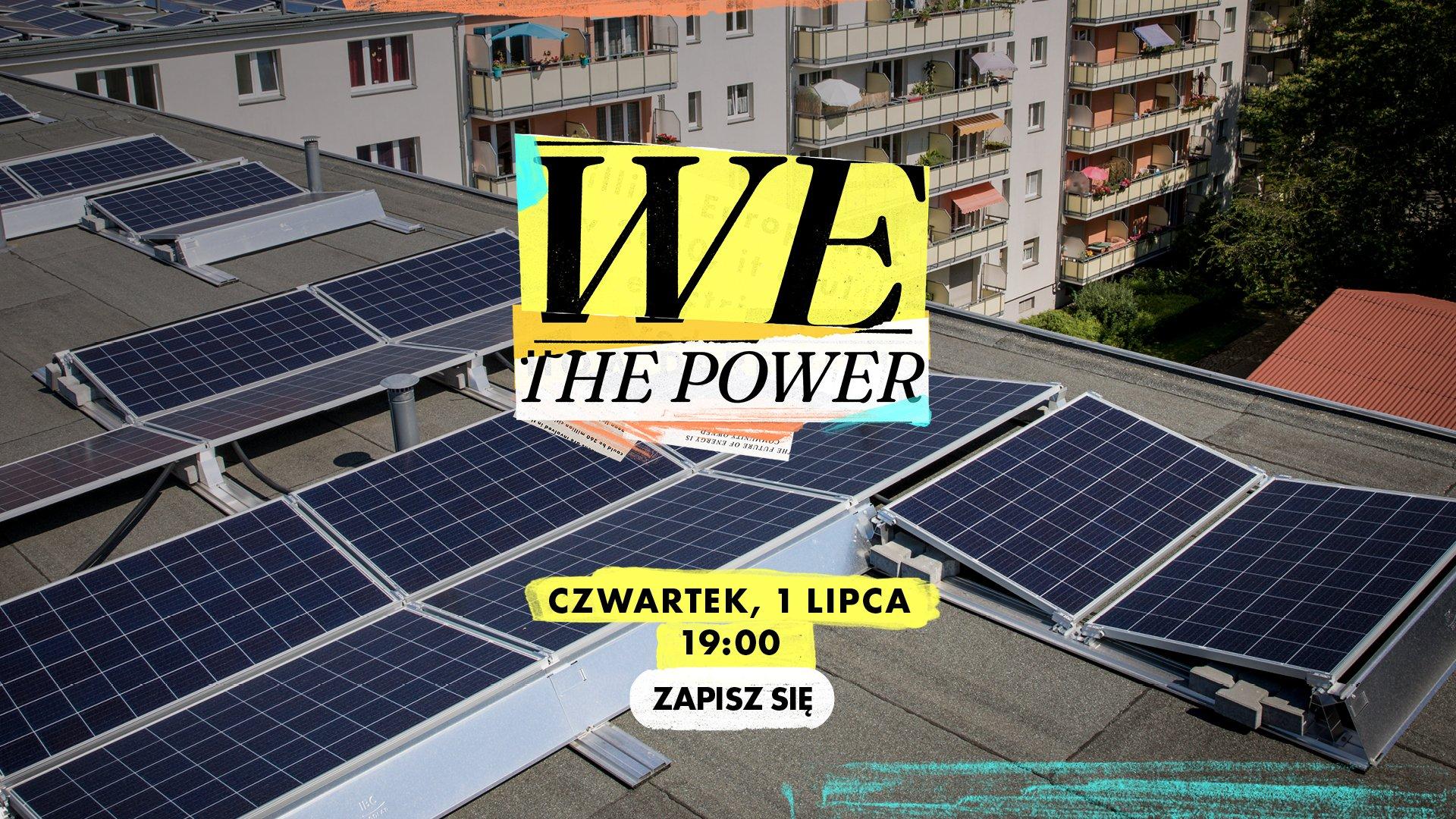 Webinar o społecznościach energetycznych już 01.07.2021 o godzinie 19:00