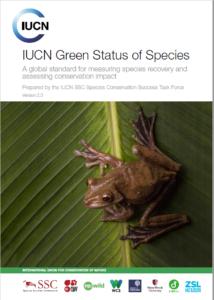 Zielony status gatunków IUCN