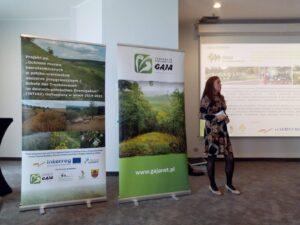 Tworzenie polsko-niemieckiej sieci kooperacji osób zaangażowanych społecznie wochronę przyrody wDolinie Dolnej Odry